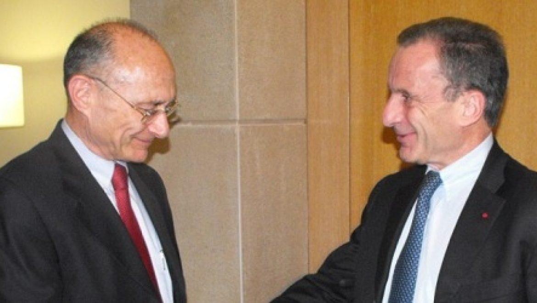 """שר האנרגיה והמים נפגש בפריז עם יו""""ר חברת EDF הצרפתית """"אנו זקוקים לכל מגוואט"""""""