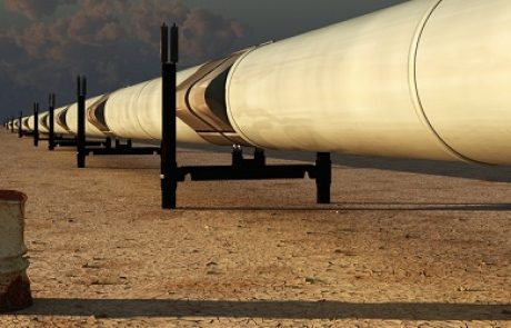 מערכת הולכת הגז הטבעי תורחב לאיזור קיסריה-חדרה-נתניה