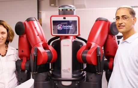 עובדי פסי הייצור, הכירו את החבר החדש לעבודה – הרובוט השיתופי בקסטר