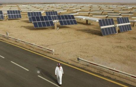 האנרגיה המתחדשת בירדן מתפתחת – 180 מגה-וואט בתהליכי הקמה