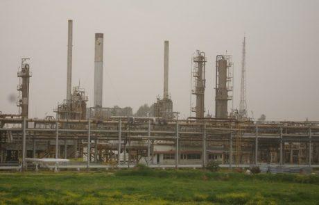 צירון נערכת להקמת בית הזיקוק לנפט בניגריה