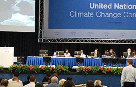 ועידת בון השנייה לשינוי האקלים ננעלה ביום שישי האחרון