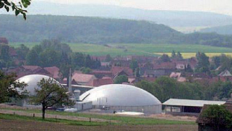 יונדה – כפר ראשון בגרמניה הפועל על אנרגיית ביומסה