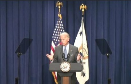 """סגן נשיא ארה""""ב """"תוכנית התמריצים הכלכלית מובילה אותנו לפריצות דרך בפיתוח אנרגיה מתחדשת"""""""