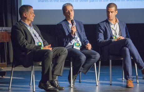 פאנל החדשנות בכנס העשור לאנרגיות מתחדשות: לאגירה הולך להיות תפקיד משמעותי בשוק המתחדש