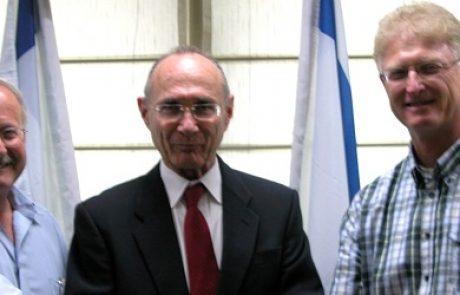 """הממונה החדש על הגז הטבעי והנפט במשרד התשתיות – ד""""ר מיכאל גרדוש"""