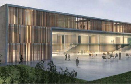 הזמנה למפגש הכרות עם הקמפוס הראשון בישראל הנבנה על פי התקן לבנייה ירוקה
