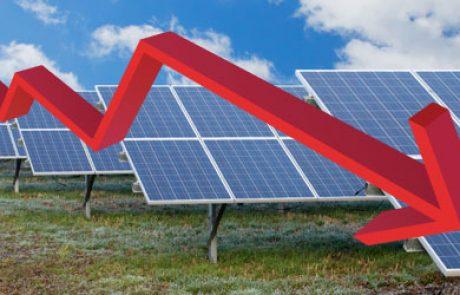 רשות החשמל הפחיתה את תעריפי המערכות הסולאריות הגדולות