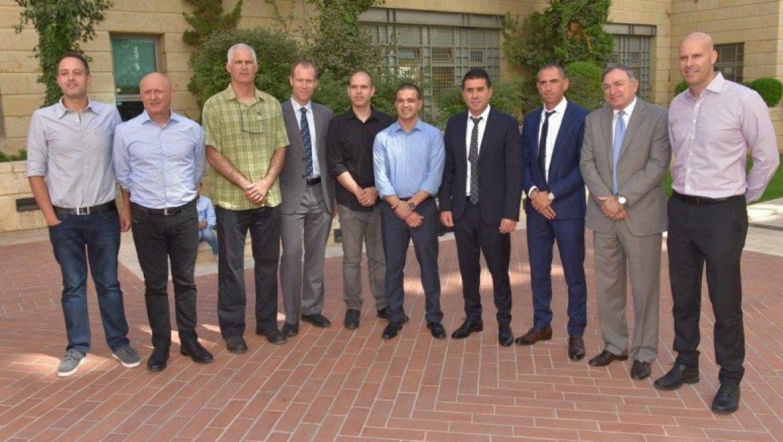 אות סחר החוץ של ישראל הוענק היום ל-8 יצואנים מצטיינים מתעשיות שונות