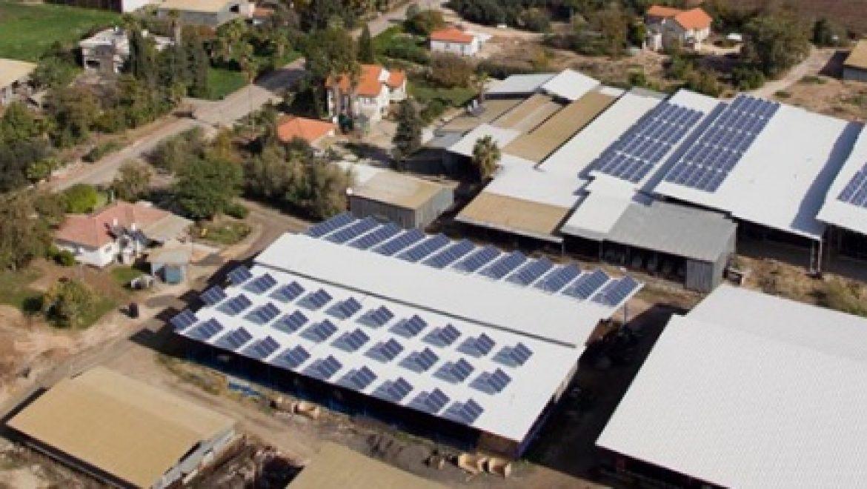 """סאנטק מפתחת טכנולוגיות """"פאנל סולארי חכם"""" להחזרת הפסדי אנרגיה כתוצאה מהצללות"""