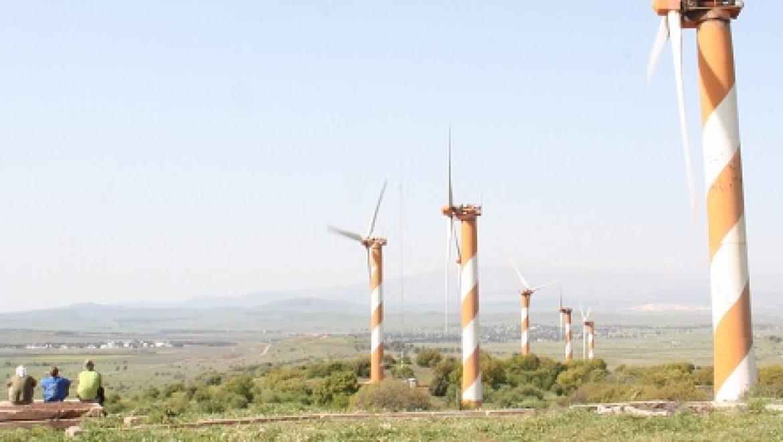 """רשות החשמל אישרה ההסדרה לחוות רוח בתעריף של 53 אגורות לקוט""""ש עבור 440 מגהוואט"""