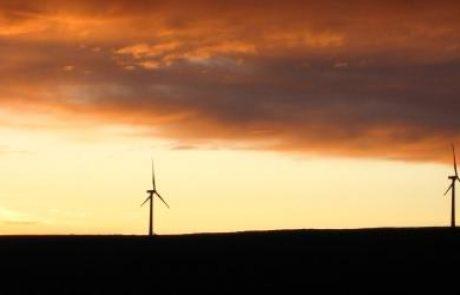 """הצמיחה בענף הרוח בארה""""ב נבלמה בעקבות ירידת מחירי הגז הטבעי"""
