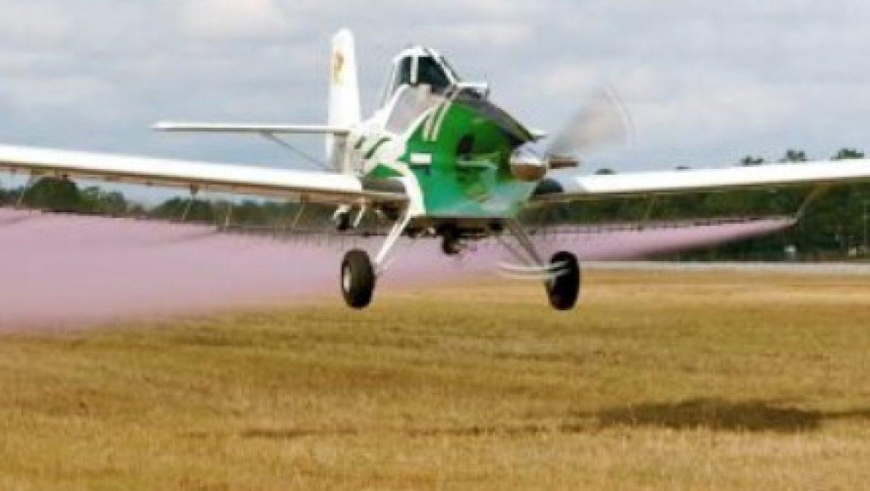 """חברת כים-ניר השיקה מטוס ריסוס אורגני ראשון בהשקעה של 4 מיליון ש""""ח"""