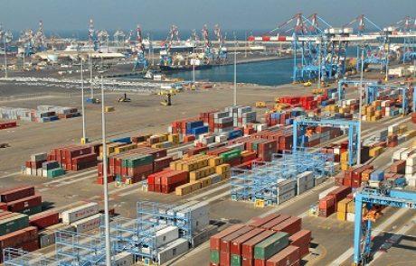 חברת נמל אשדוד תעניק הטבות כספיות לחברות שישנעו סחורות באוניות ירוקות