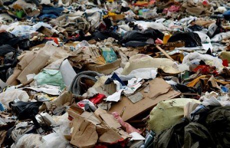 """יחידת """"דוד"""" סיכלה 25 ניסיונות להברחת פסולת לאיו״ש"""