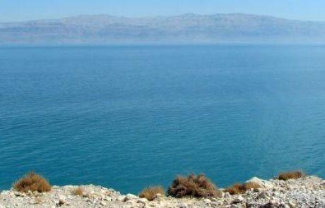"""ישראל, ירדן והרש""""פ חתמו: תעלת הימים יוצאת לדרך"""