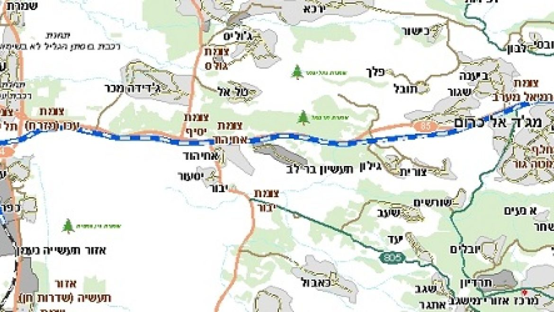שותפות ישראלית-סינית זכתה במכרז לכריית מנהרות הרכבת לכרמיאל