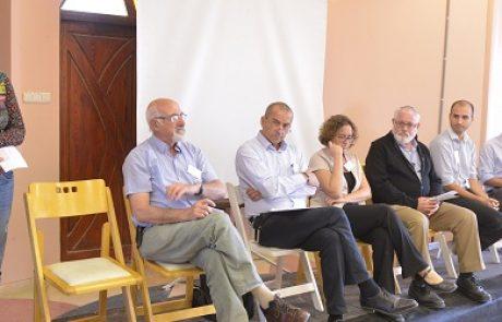 """""""אגירת אנרגיה היא המפתח לקיום משק של אנרגיות מחדשות בישראל"""""""