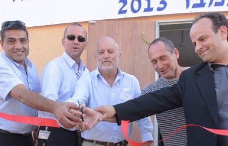חגיגה בנאות סמדר: נחנך השדה הסולארי הגדול בערבה בהספק של 8 MW