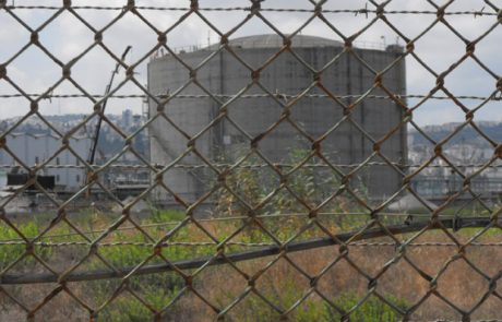 משבר האמוניה: משרד הכלכלה מנסה להחזיר את חיפה כימיקלים לעבודה
