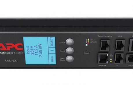 חברת APC משיקה את הדור הבא של מסדי PDU המאפשר מדידת אנרגיה לפי שקע בודד