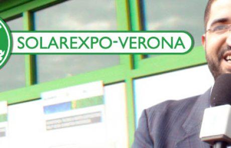 סיקור מיוחד: תערוכת solarexpo – ורונה, איטליה