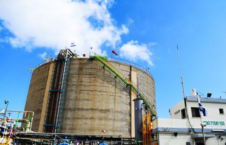 ניצחון סביבתי: בית המשפט המחוזי דחה את ערעור חיפה כימיקלים והורה על ריקון מיכל האמוניה