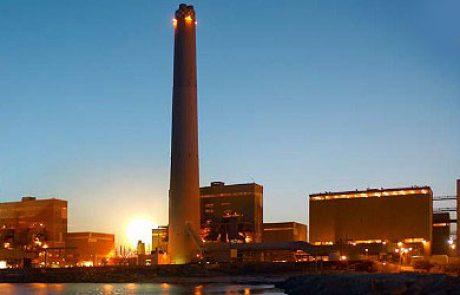 מסך עשן: בחברת החשמל טוענים כי נמשכת מגמת הירידה של פליטות לאוויר מתחנות הכוח