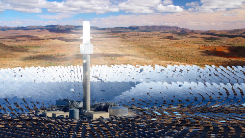 סולרריזרב תקים פרויקט תרמו-סולרי של 150 מגה-וואט עם אגירה באוסטרליה