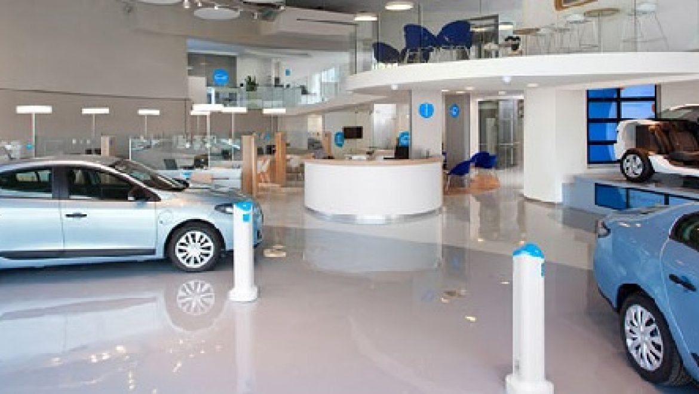 Better Place פותחת את אולם התצוגה הראשון למכוניות חשמליות בישראל ומאפשרת ביצוע הזמנות ראשוניות