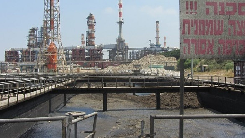 """כתבי אישום נגד בז""""ן: זיהום אוויר ו-28,000 טון פסולת מסוכנת"""