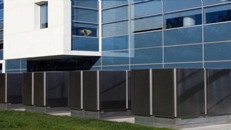 בלום אנרג'י הציגה מתקן שמייצר חשמל מתאי דלק העשויים מסיליקון