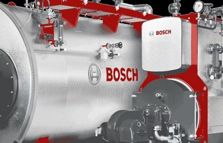 BOSCH חונכת דוד קיטור בנצילות של 95% למערכות קוגנרציה