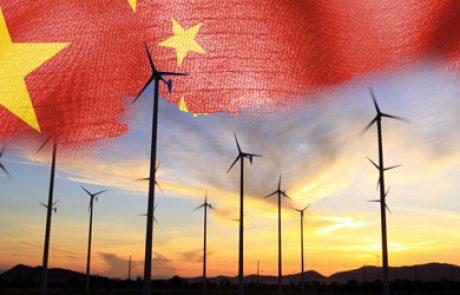 סין צפויה לחצות את יעדי ייצור אנרגיית הרוח לשנת 2015