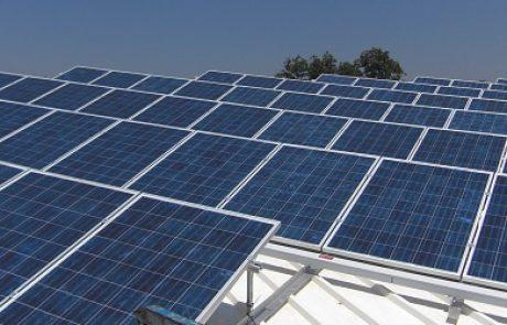 חברת ענבר אנרגיה סולרית קיבלה רישיונות להקמת 3 מתקנים סולאריים בינוניים