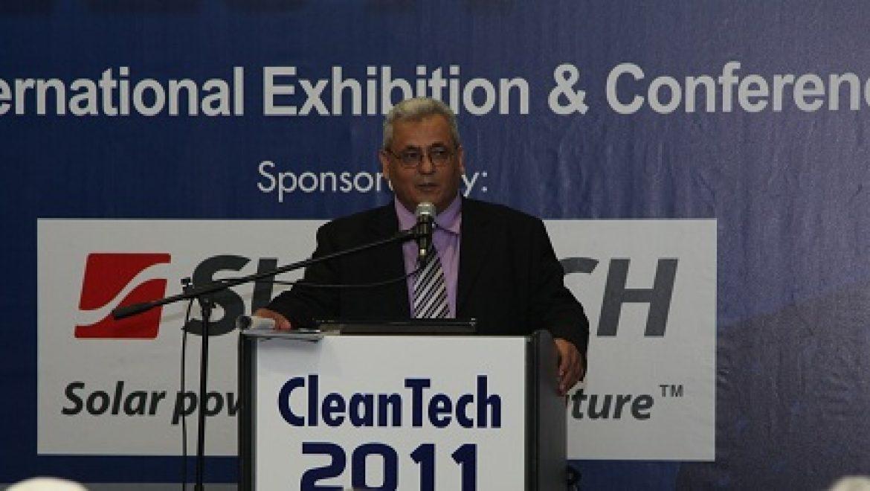 נפתחה תערוכת קלינטק 2011
