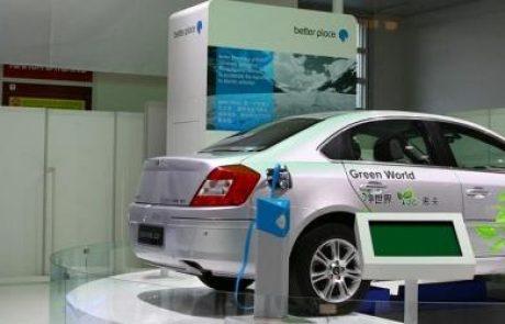 בטר פלייס וצ'רי הסינית יפתחו מכונית חשמלית לשוק הרכב הסיני