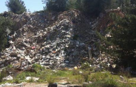 """בג""""צ ידון בעתירת פורום חברות המיחזור על אי קידום נושא מיחזור פסולת בניה"""