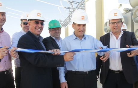 חברת החשמל השיקה את תחנת המיתוג איילון שעלתה כחצי מיליארד שקלים