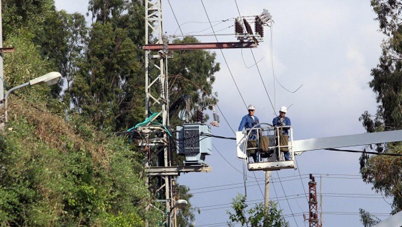חברת החשמל: פרויקט נרחב לשיקום ושדרוג רשתות החשמל בישובים שנפגעו בסערה