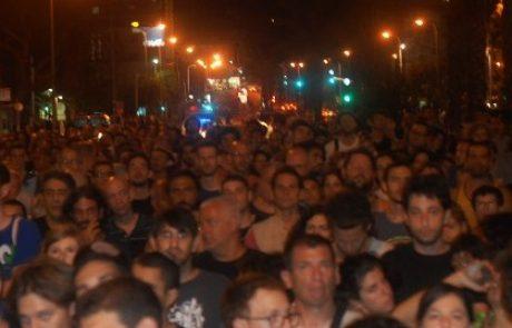 המחאה מתפשטת: אלפים הפגינו בכל הארץ נגד מתווה הגז