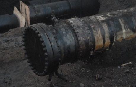 """קצא""""א עצרה הזרמת הנפט לאיזור בו התרחשה הדליפה"""