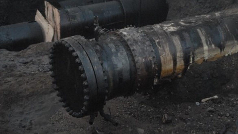 בלעדי לתשתיות: תיעוד של הגשם דוחף את דליפת הנפט לכיוון מפרץ אילת