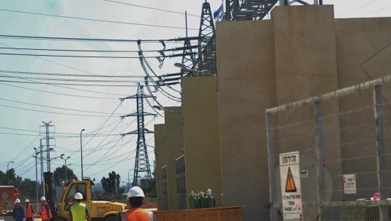 בלעדי לתשתיות: סיור בתחנה החדשה של חברת החשמל