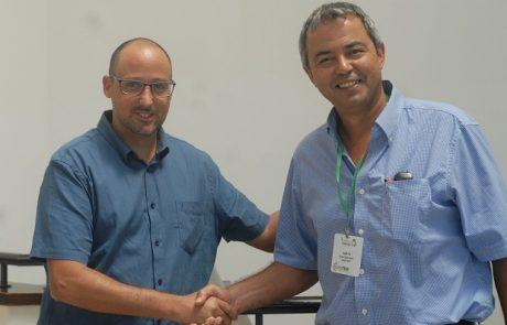שוהם פותחת בשיתוף פעולה למיחזור פסולת אלקטרונית עם תאגיד מ.א.י