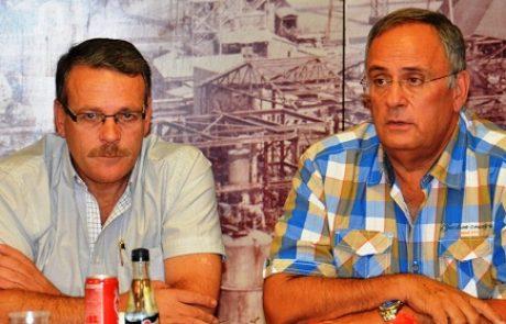"""עובדי מפעלי ים המלח של כי""""ל הכריזו על סכסוך עבודה"""