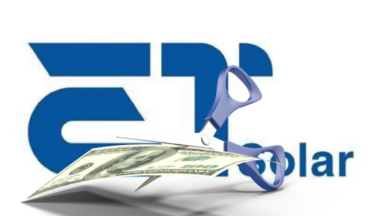 טאיטונג תעשיות, בעלת המניות הראשי ב-ET סולאר פושטת את הרגל