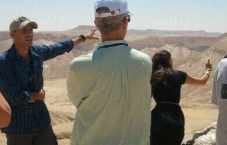 התיירות האקולוגית בישראל יוצאת לדרך