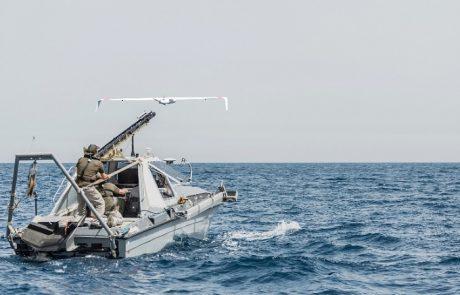 """אלביט מערכות חושפת מערכת מיני-מל""""ט חדשה למשימות טקטיות ימיות"""