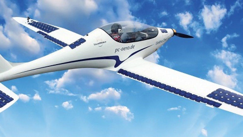 עפים על כנפי השמש – מטוס סולארי עתידני זכה בפרס לינדברג